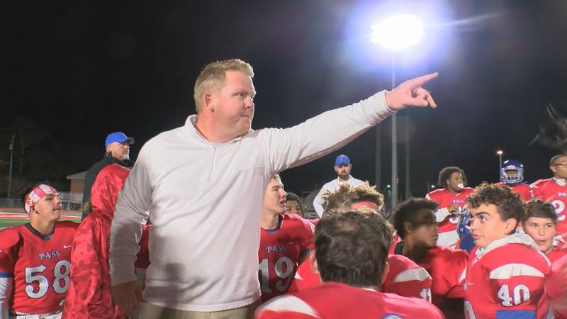 Blake Pennock leaves Pass Christian after one season to become the head coach at Ocean Springs.