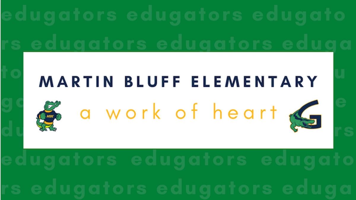 Pascagoula-Gautier School District announced Thursday that Martin Bluff Elementary will be...