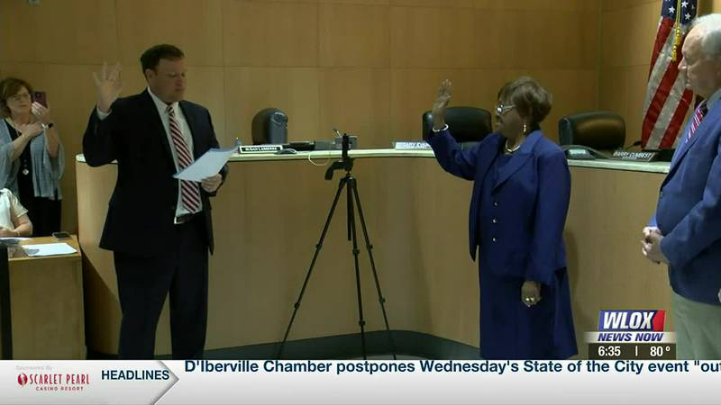 The Jackson County Board of Supervisors didn't look far to find their selection as interim...