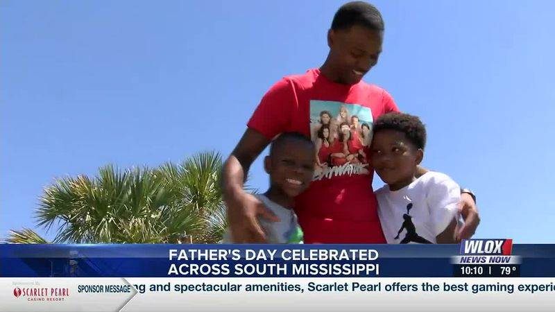 Men across the country were celebrated today, those who answer to the title Dad. Some in South...