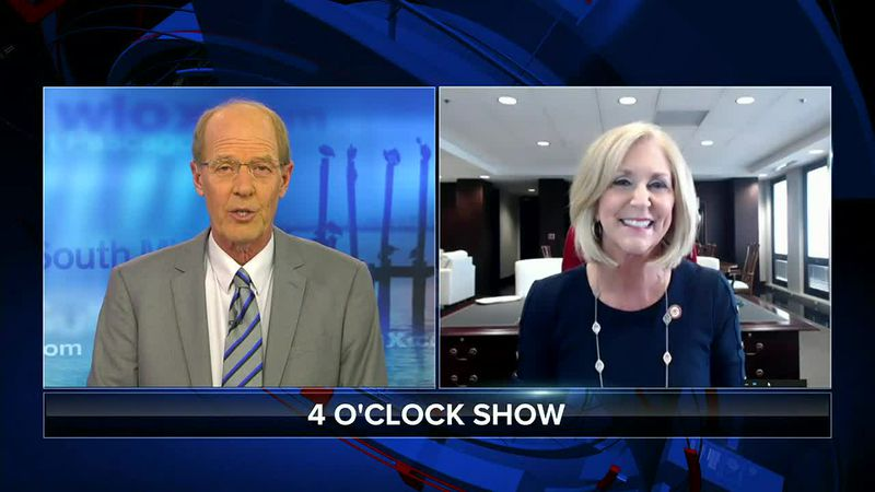 Mississippi Attorney General Lynn Fitch spoke with WLOX about a lawsuit she filed against drug...