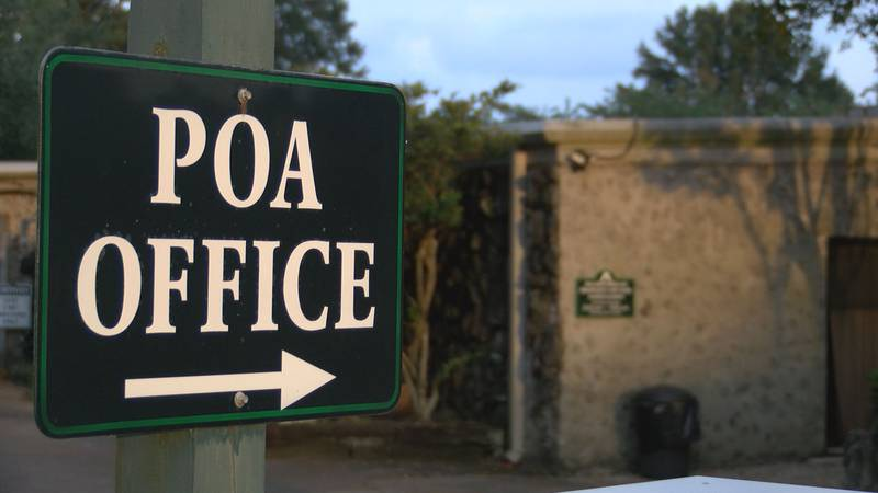 P.O.A dues are what is keeping amenities functioning in Diamondhead