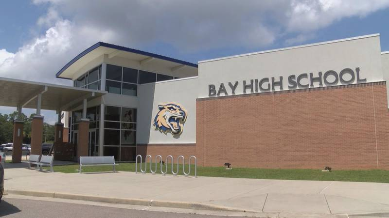 A mask mandate will be in effect for all Bay-Waveland students, employees, and visitors...