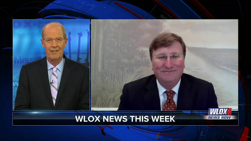 Mississippi Governor Tate Reeves has been outspoken this week over the Biden administration's...