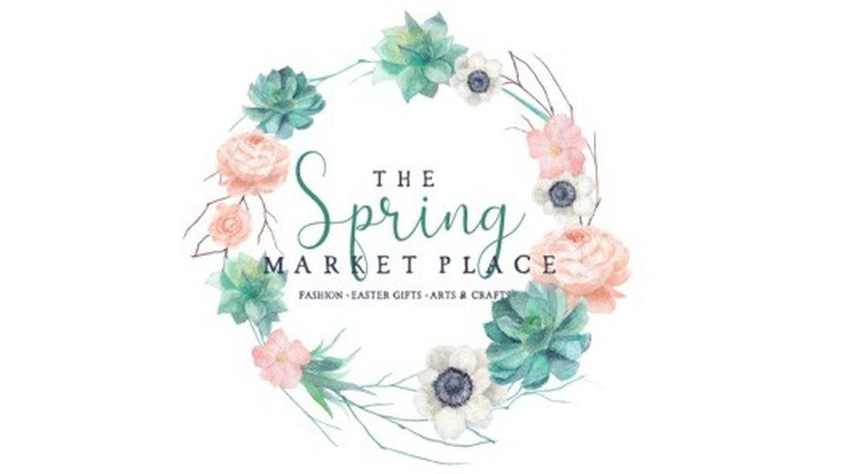 The Ron Meyers Spring Marketplace will feature crafts, home décor, fashions, jewelry, Easter...