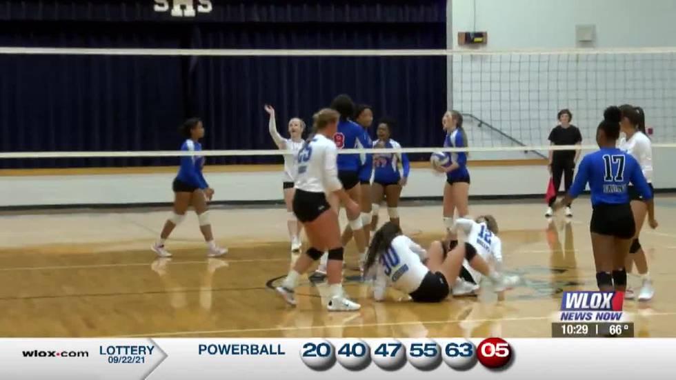 High school volleyball roundup (09/23/2021)