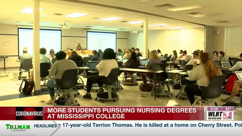 Nursing vacancies remain at an all-time high across Mississippi