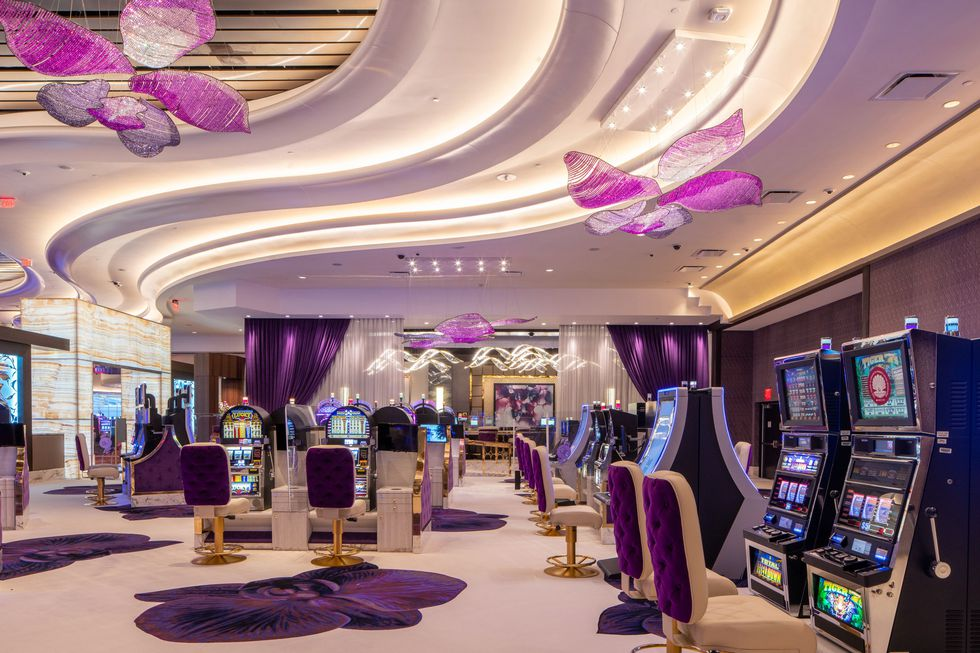 The Orchid Room, Gaming Elevated experience officially opens on Sunday September 6th at 10 a.m....