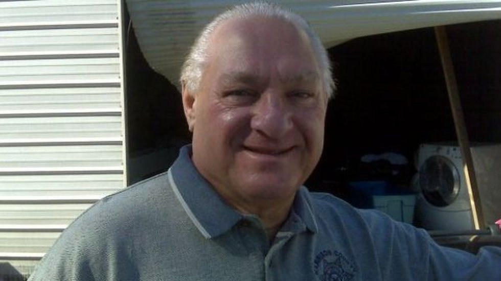 Harrison County Constable Windy Swetman, Sr (Photo source: Facebook)