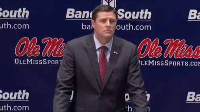 Ole Miss AD Keith Carter