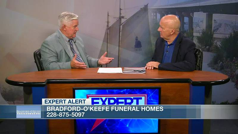 For this week's WLOX Expert Alert, we're talking to the professionals at Bradford O'Keefe...