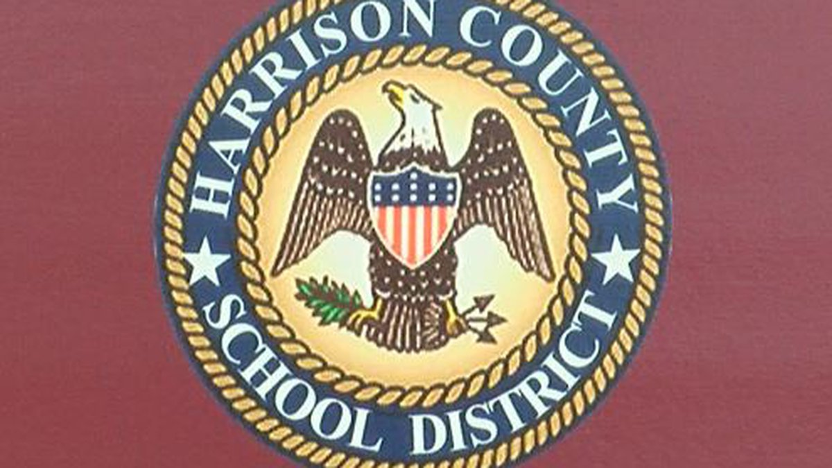 In honor of a Harrison County School District Bond issue that passed one year ago today, ground...