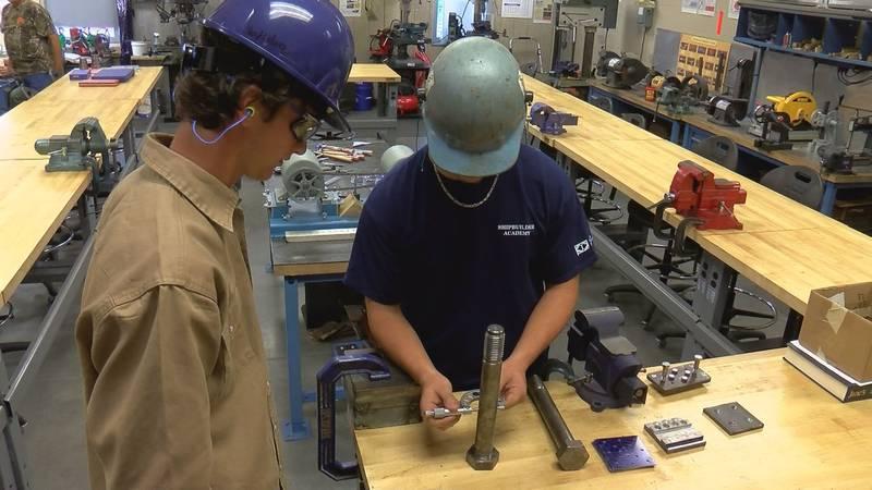 Shipbuilder Academy prepares potential future Ingalls employees