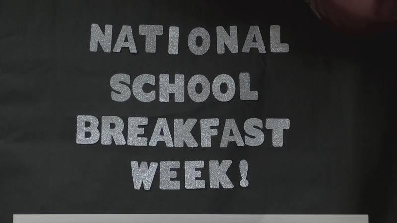 Coast schools celebrate National School Breakfast Week.