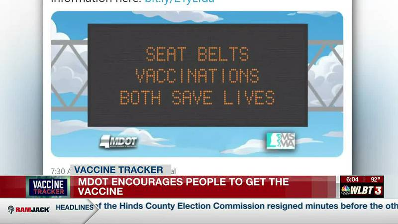 Analysis: COVID-19 vaccinations in Mississippi estimated to increase for third straight week