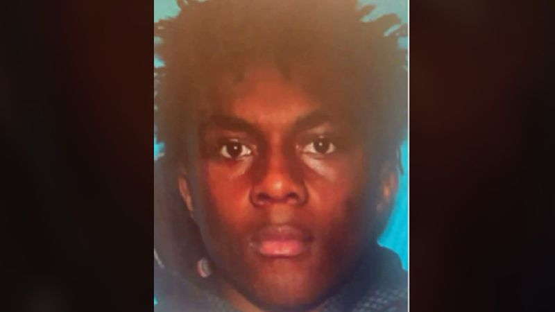 A manhunt is underway for one of the suspects in connection with the shooting death of Kyle...