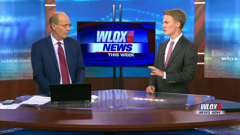 WLOX Sportscaster Michael Dugan joins us to discuss a big game this Sunday between the New...