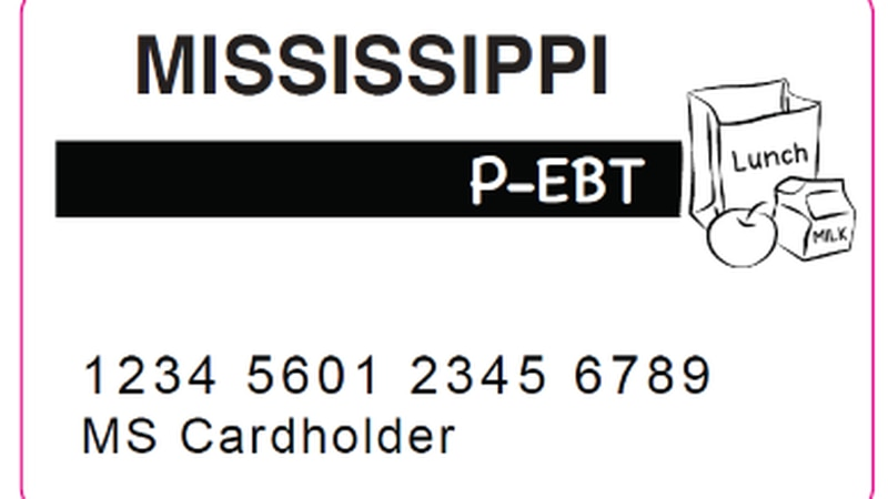 More than 14,000 Mississippi P-EBT cards were deactivated Monday by the processing partner who...