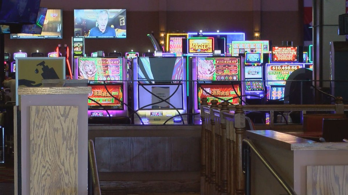 Mississippi gaming industry seeing increases over 2019, despite pandemic.