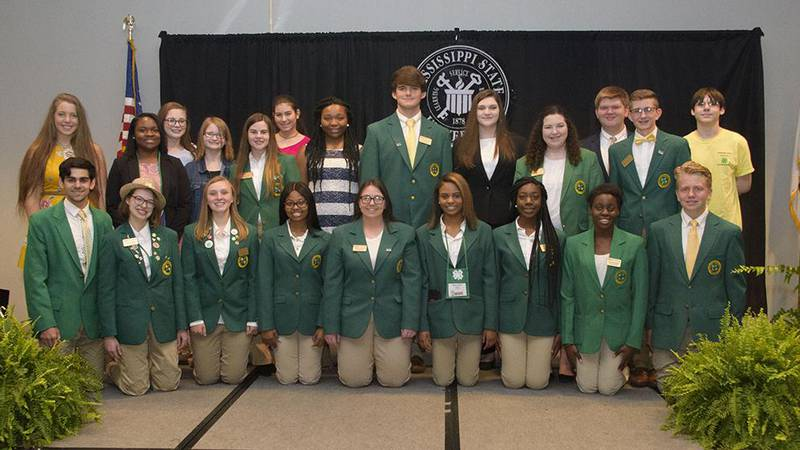 The Mississippi 4-H hosted their first virtual State Congress in 2020.