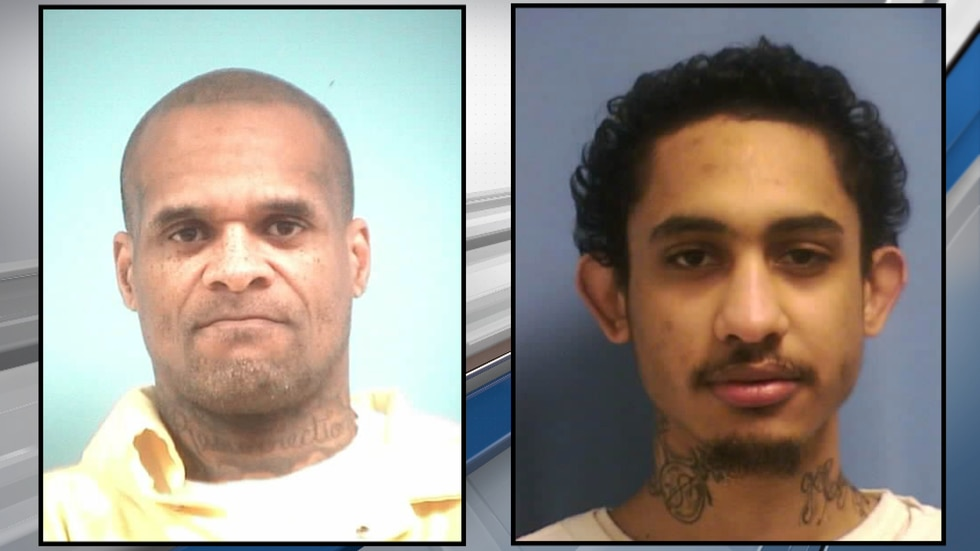 David May, 42, and Dillion Williams, 27, escaped from a MS prison Saturday morning.