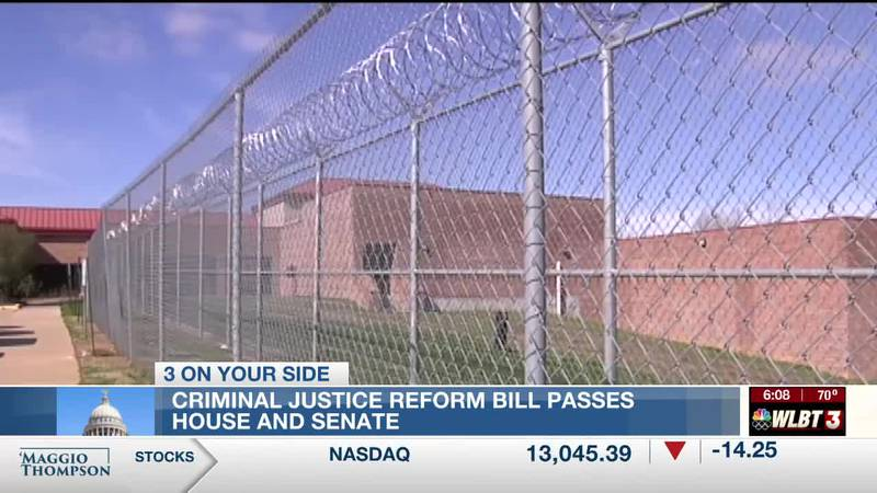 Criminal-justice reform bill passed in Senate and House