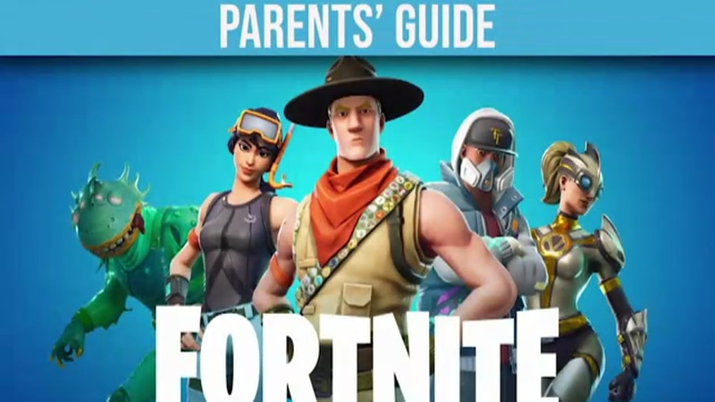 """More than 80 million people play """"Fortnite"""" online."""