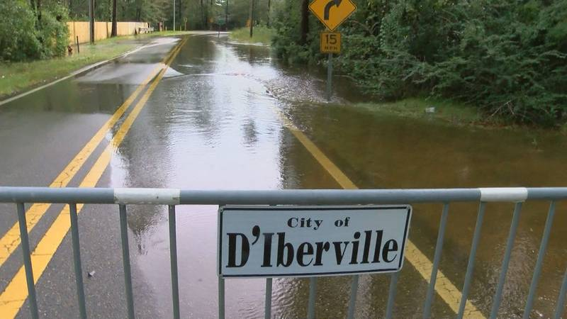 For the third time in just over a month, rainstorm caused flooding for some homes in the...