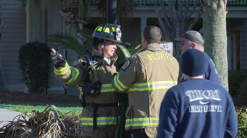 More than 75 residents had to be evacuated from the Cadet Point Senior Village Friday morning...