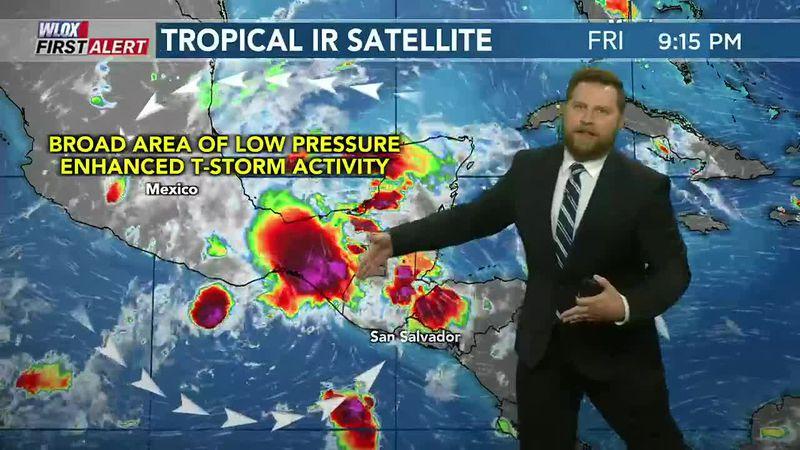 Eric's First Alert Forecast 6.11.21
