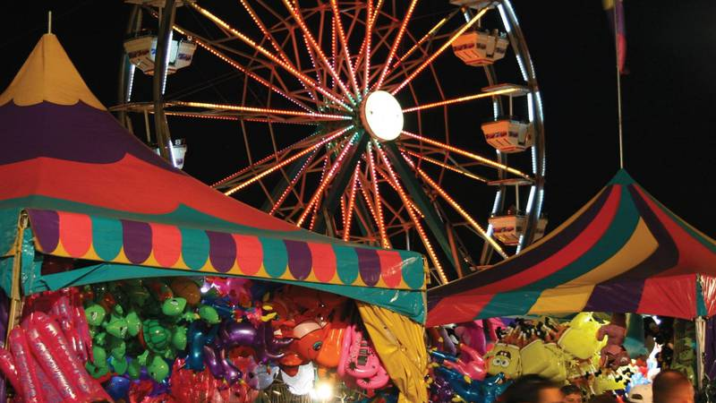 The Jackson County Annual Blue Ribbon Fair is celebrating its 100th year anniversary after...