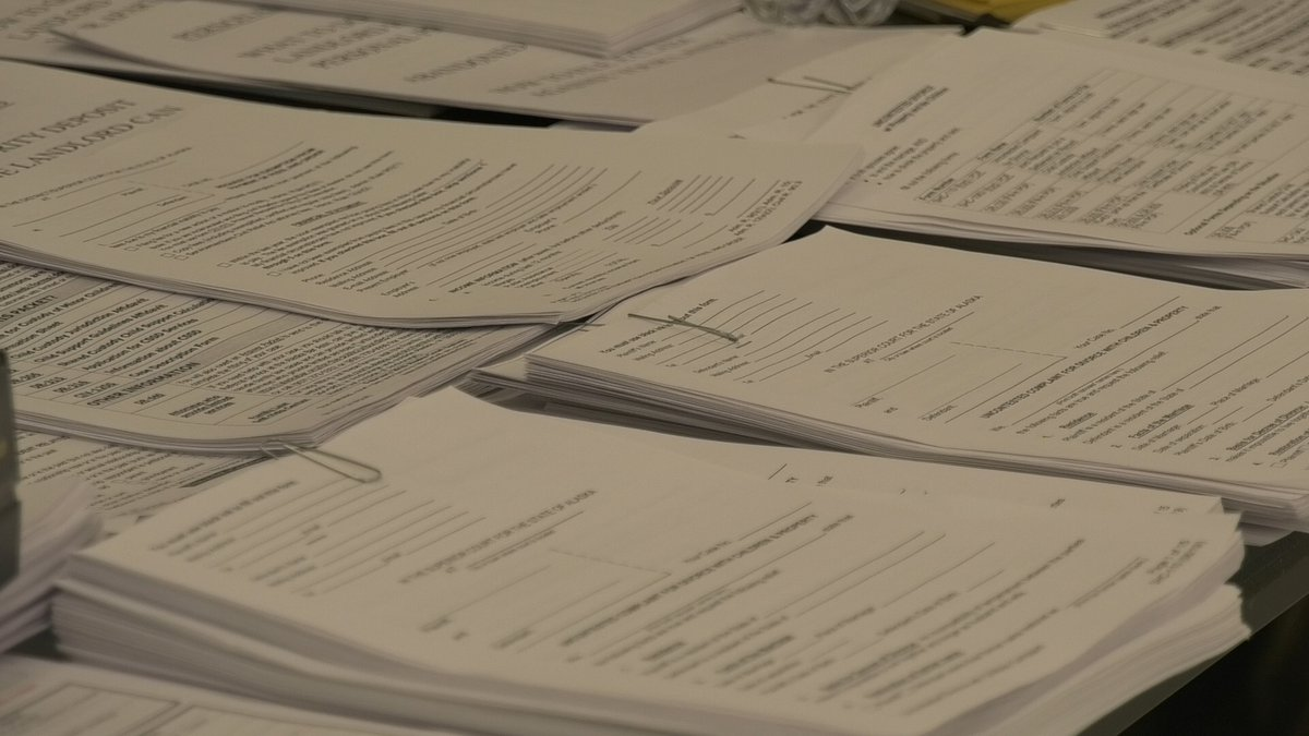 The Mississippi Center for Justice is offering expungement of criminal record services,...