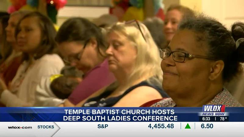 Christian women from across the region are now returning to their homes from South Mississippi...
