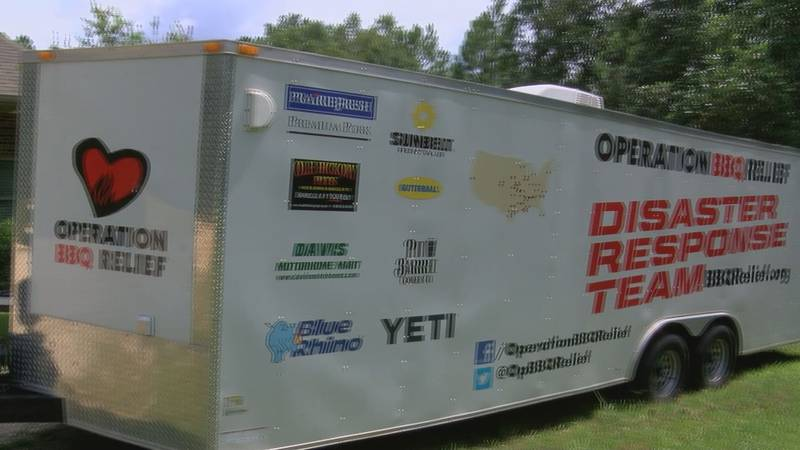 Operation BBQ Relief volunteers from the Mississippi Gulf Coast are keeping an eye on Dorian as...