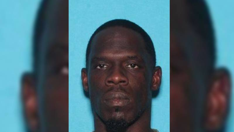 Johnson is wanted by federal authorities and is considered armed and dangerous.