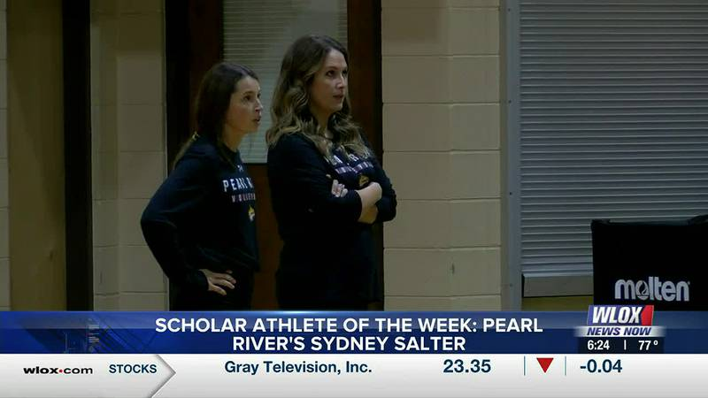Scholar athlete of the week: Pearl River's Sydney Salter