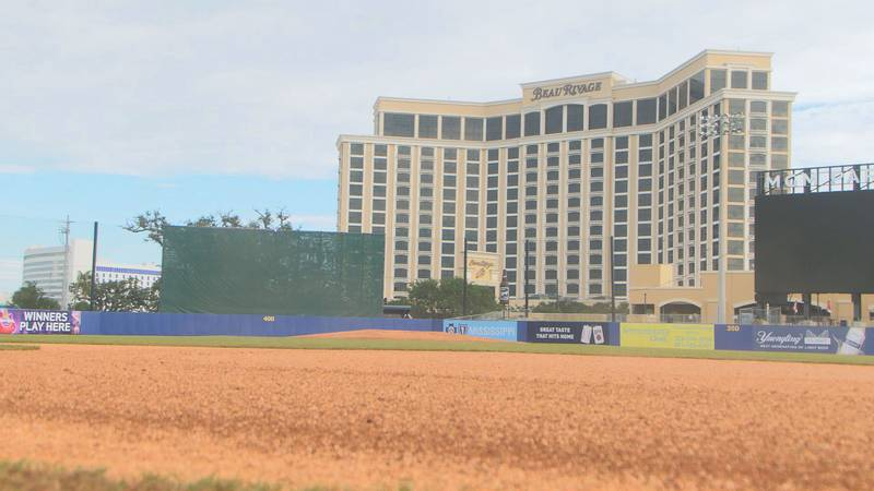 The Biloxi Shuckers, MGM Park, and the City of Biloxi can all host events there, but only one...