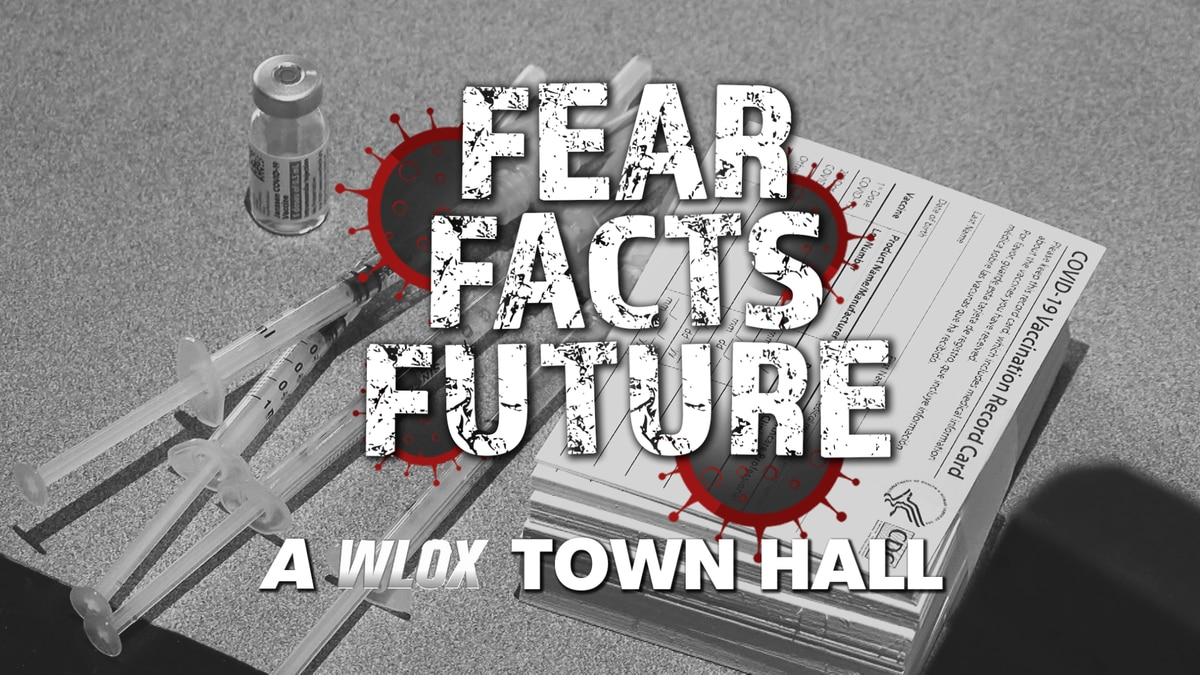 """In our WLOX Town Hall special, """"Fear, Facts, Future,"""" David Elliott led an hour-long discussion..."""