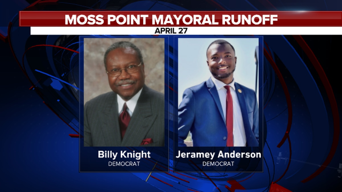 Voters will head to the polls again in three weeks to decide between Billy Knight and Jeramey...