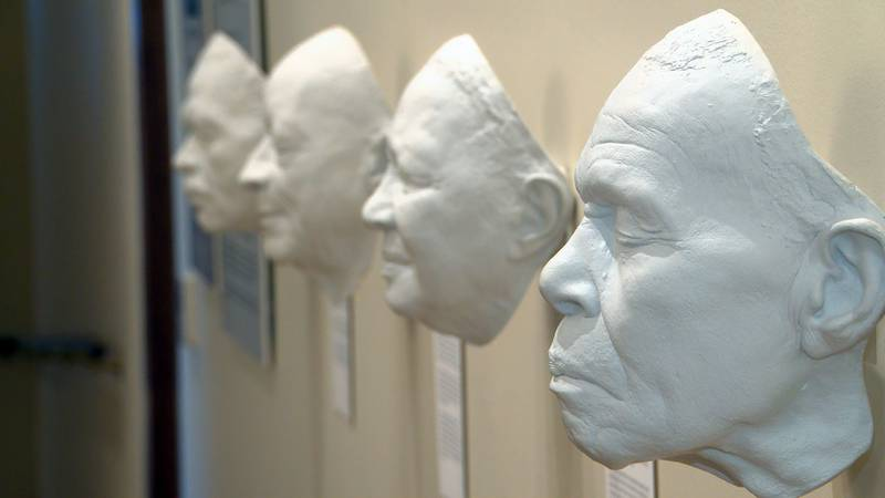 A celebration of the state's blues legends will be featured in an exhibit, A Cast of Blues,...