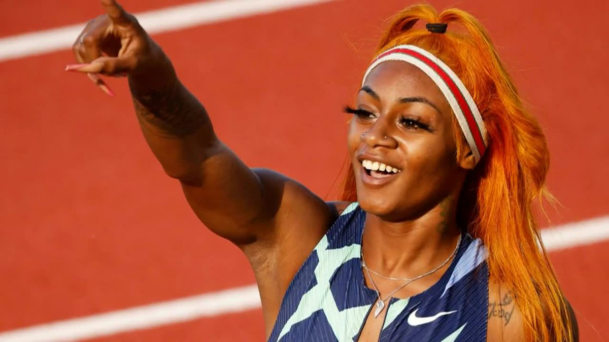 Sha'Carri Richardson was suspended from US Olympic team for one month after testing positive...