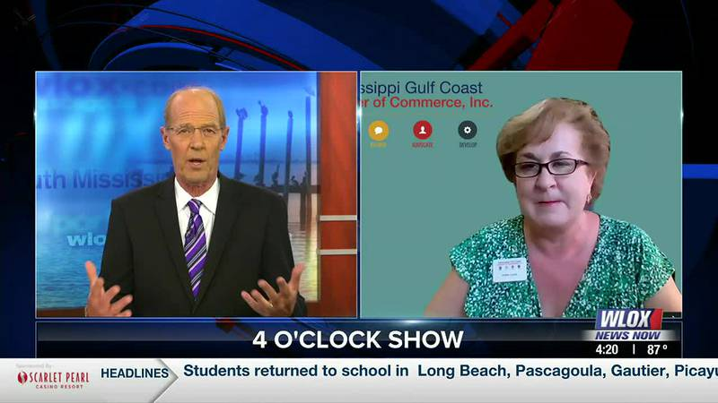 Today, we check in with Mississippi Gulf Coast Chamber of Commerce CEO Adele Lyons on how...