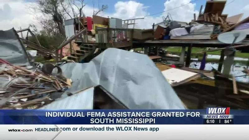Over the weekend, President Joe Biden granted a Major Disaster Declaration for Mississippi...