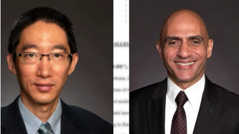 Two Tulane professors face a seven count federal indictment for allegedly conspiring to steal...