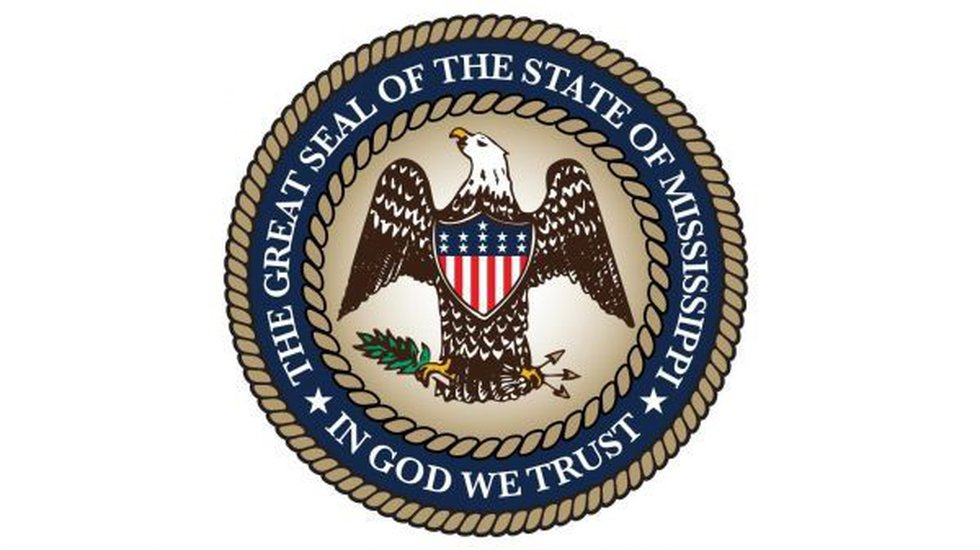 The Cirlot Agency developed the new Mississippi state seal graphics free of charge.