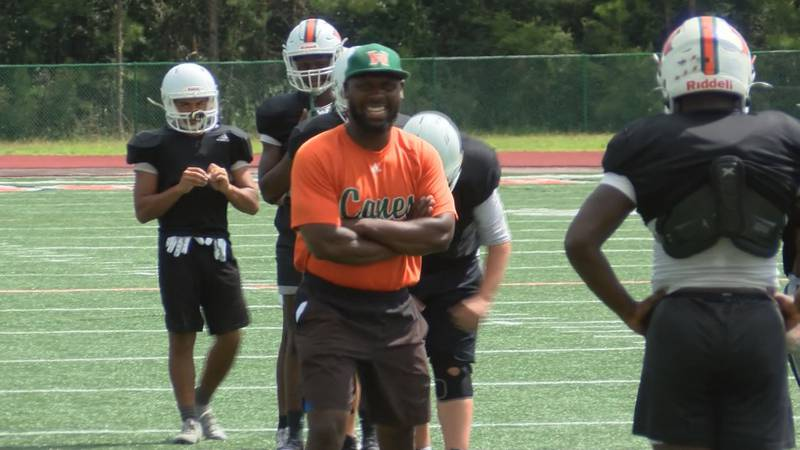 Quincy Patrick is entering year four as the head man at West Harrison, a program that is just...
