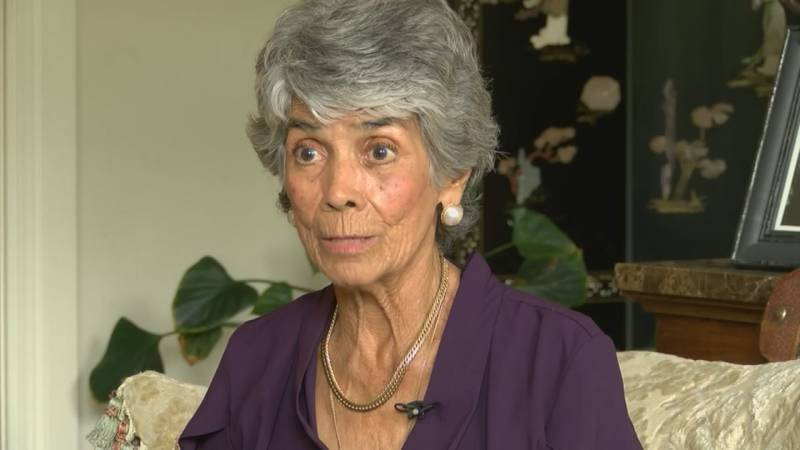 Martita Pierce was diagnosed with scleroderma nearly 30 years ago.