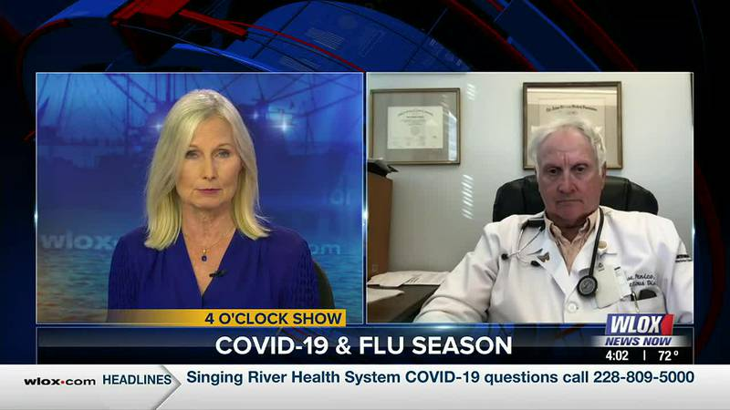 Infectious Disease Specialist Dr. Jesse Penico from Memorial Hospital joins us with his insight.