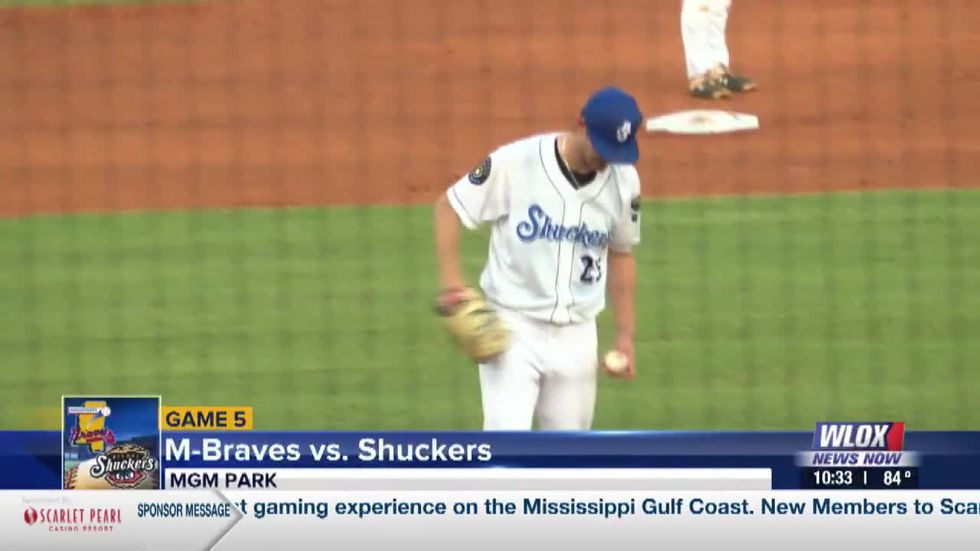 M-Braves Shuckers