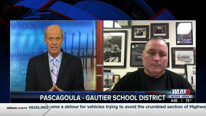 The Pascagoula Gautier School District is set to give vaccinated teachers in their district a...
